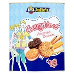 Julie's Tin of Everytime Assorted Biscuits