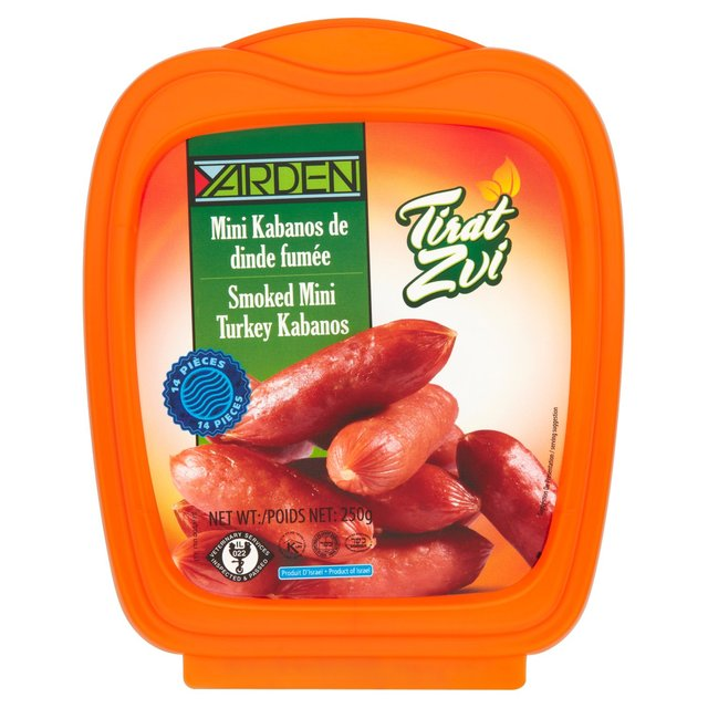 Yarden Mini Turkey Kabanos