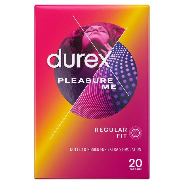 Durex enhanced pleasure condoms
