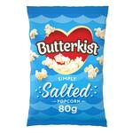 Butterkist Salt Popcorn