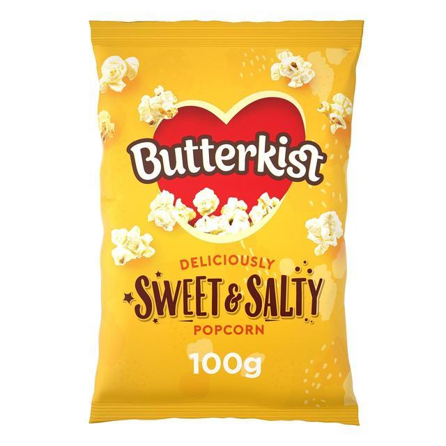 Butterkist Sweet & Salted Popcorn | Ocado