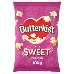 Butterkist Cinema Style Sweet Popcorn
