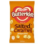 Butterkist Discoveries Salted Caramel Popcorn