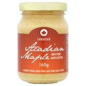 Acadian Maple Pure Maple Butter