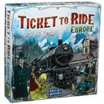 Days of Wonder Ticket to Ride Europe, 8yrs+