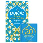 Pukka Herbs Three Chamomile Tea Bags