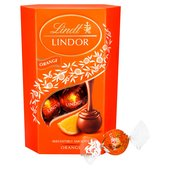 Lindt Lindor Milk Orange