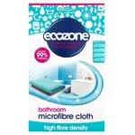 Ecozone Bathroom Microfibre Cloth