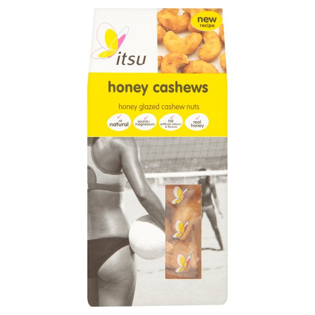 Itsu Honey Cashews