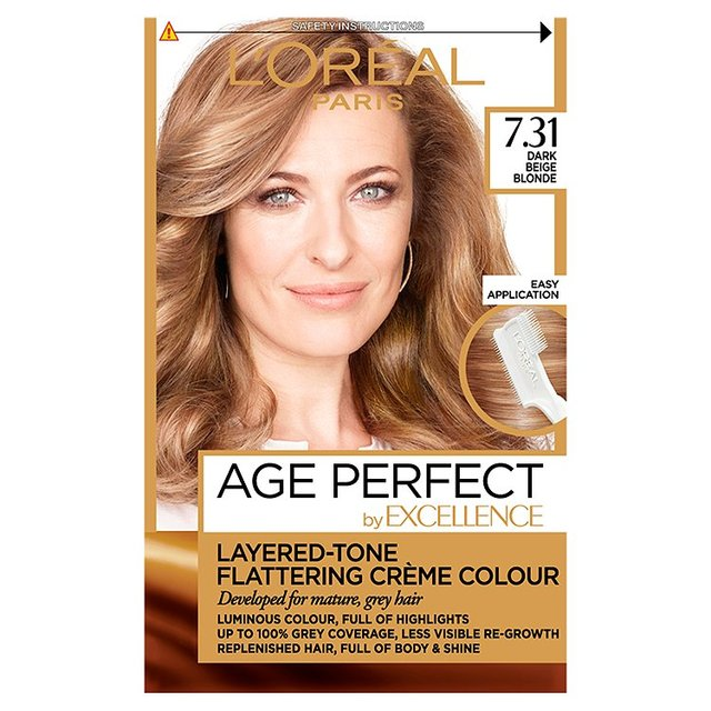 L Oreal Paris Excellence Age Perfect Dark Beige Blonde 7