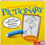 Pictionary, Quick-Draw Guessing Game, 8 yrs+