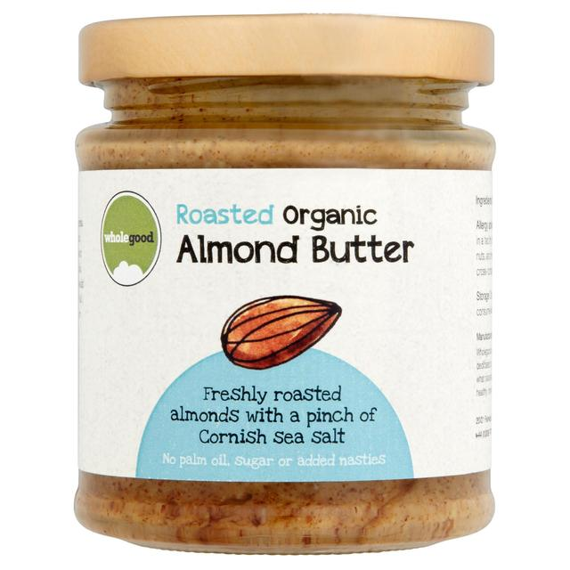 Wholegood Organic Almond Butter