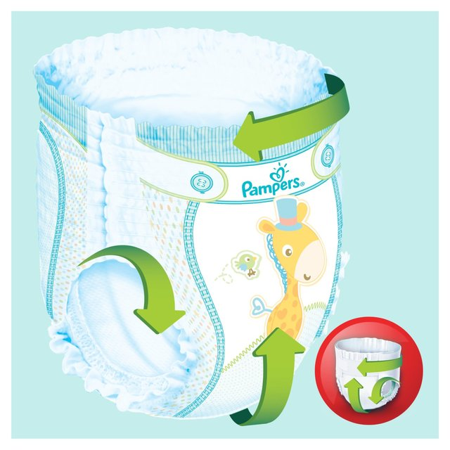... Pampers Baby Dry Pants Size 6 Essential Pack ...
