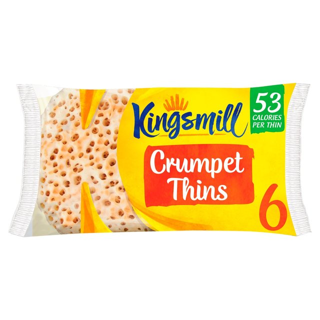 Kingsmill Crumpet Thins