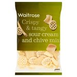 Waitrose Sour Cream & Chive Snack Mix