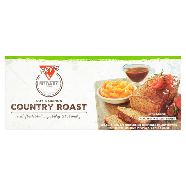 Fry's Soy & Quinoa Country Roast