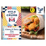 Rule of Crumb Chicken Goujons