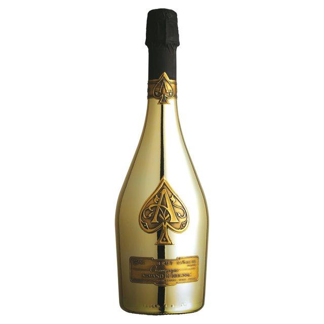 Armand De Brignac Champagne Brut Gold Ace Of Spades