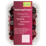 Waitrose British Summer Fruits Frozen