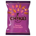 Chika's Smoked Almonds