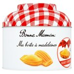 Bonne Maman Limited Edition Christmas Tin with Madeleines