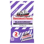 Fisherman's Friend Blackcurrant Lozenges