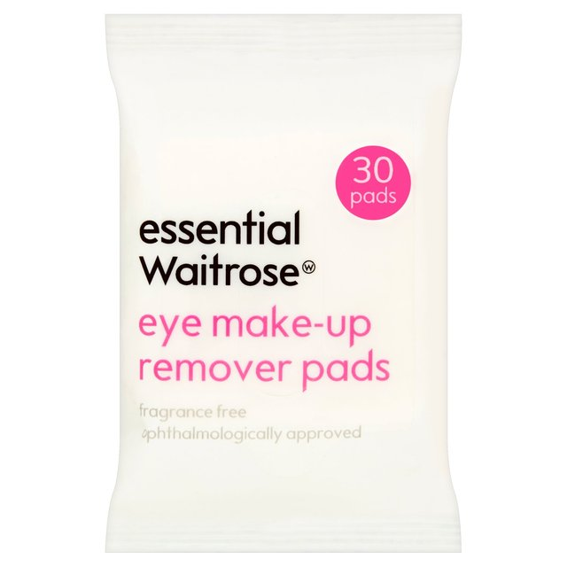 Waitrose Eye Make Up Remover Pads