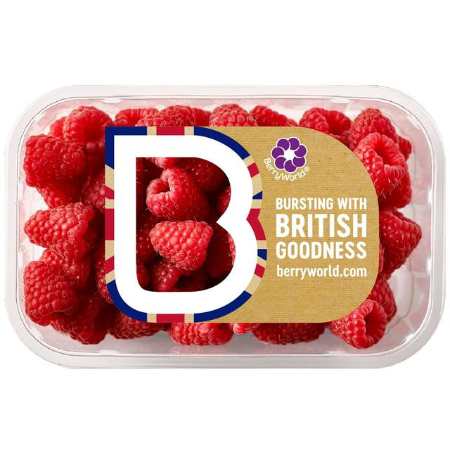 BerryWorld British Raspberries