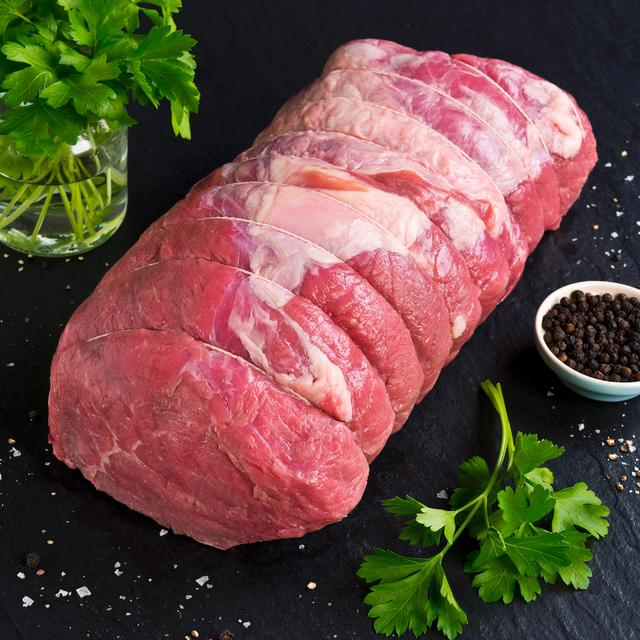 how to cook rump beef joint