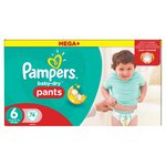 Pampers Baby Dry Pants Size 6 Mega Box Plus