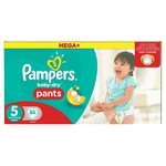 Pampers Baby Dry Pants Size 5 84 Nappies