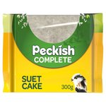 Peckish Complete Suet Cake Block For Wild Birds, 300g