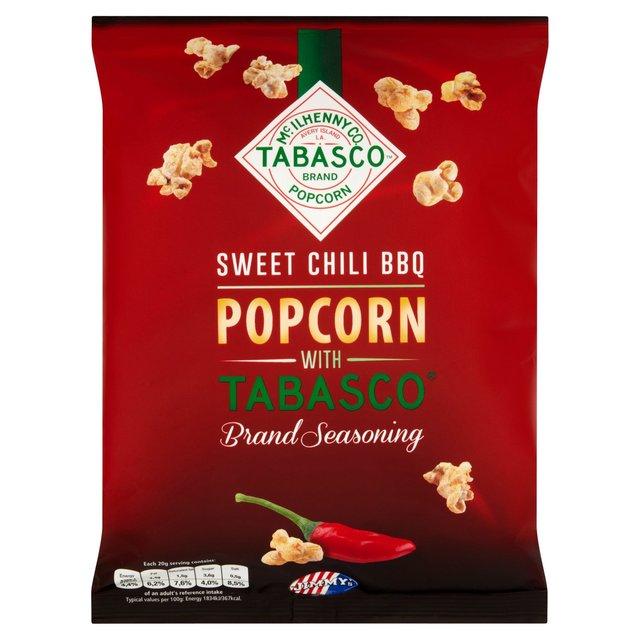 ... snacks like Sweet Chili Cheese Popcorn or Sweet Chilli BBQ Popcorn