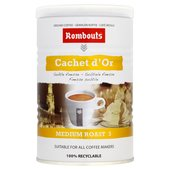 Rombouts Cachet d'Or Ground Coffee