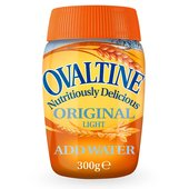 Ovaltine Original Light Jar