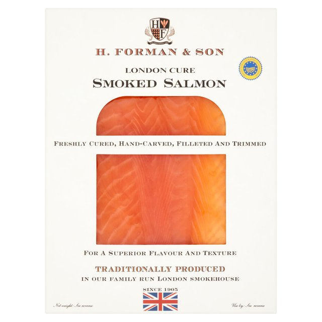 H. Forman & Son Smoked Scottish Salmon