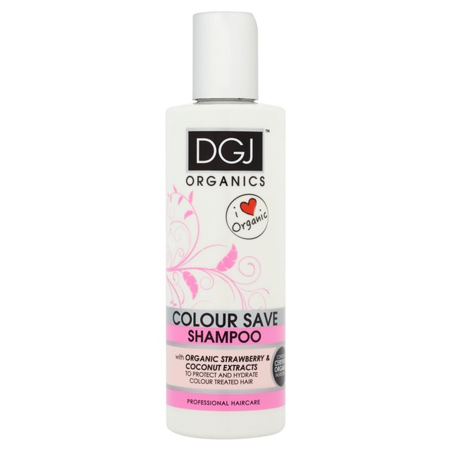 DGJ Organics Colour Save Shampoo