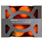 Waitrose Clementines with Leaf