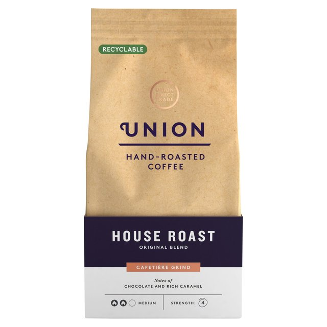 Union House Roast Cafetiere Grind