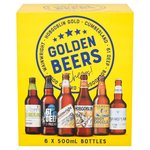 Marstons Golden Ales Selection