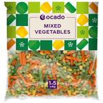 Ocado Frozen Mixed Vegetables