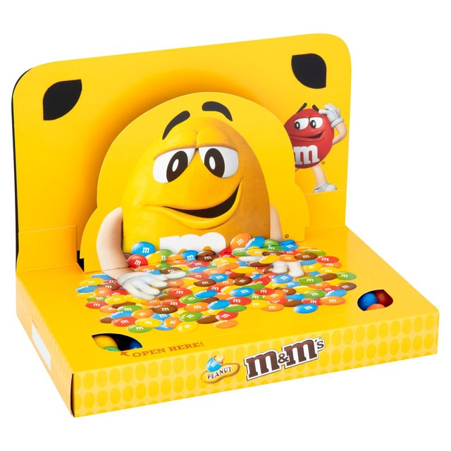 M&M's Peanut Gift Box 365g