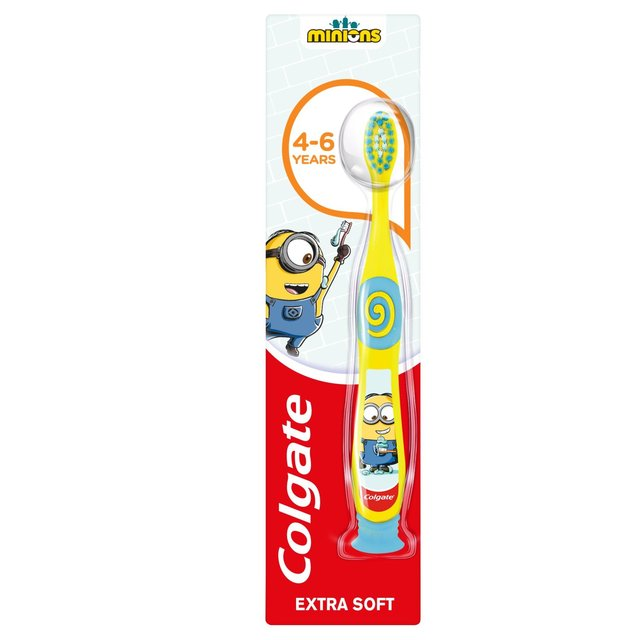 Colgate Smiles 4-6 Years Old Toothbrush