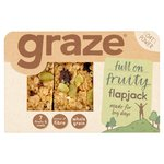 Graze Original Fruity Flapjack