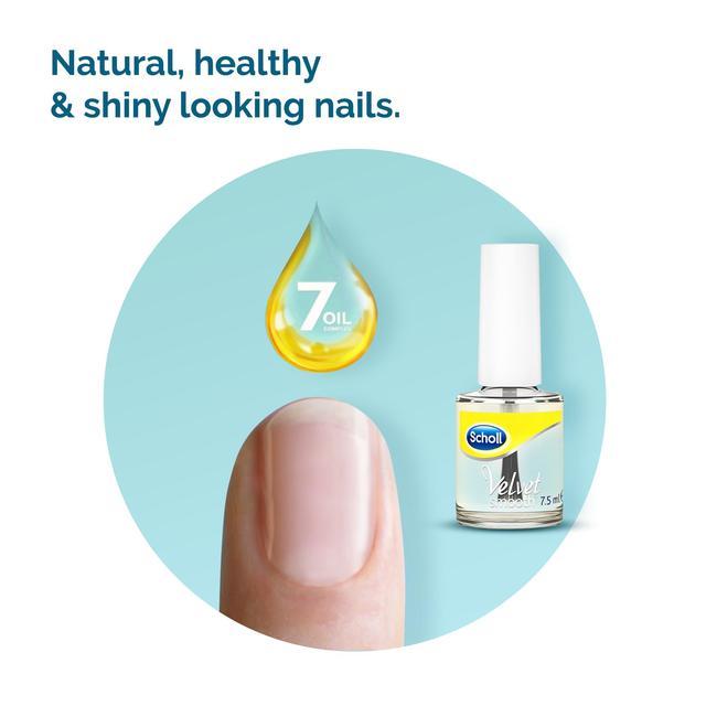 velvet smooth nail care oil