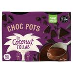 The Coconut Collaborative Dairy Free Milk Chocolate Ganache Pots