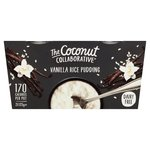 The Coconut Collaborative Dairy Free Vanilla Rice Pudding