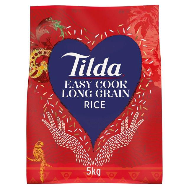 how to cook tilda long grain rice