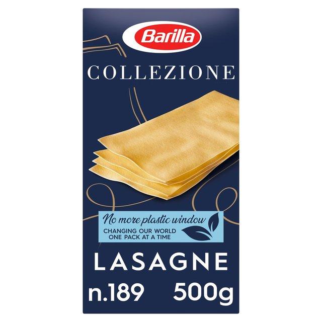Barilla Lasagne Ocado