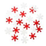 Talking Tables Metallic Snowflake Table Confetti
